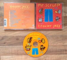 "MR. SCRUFF ""TROUSER JAZZ"" CD ALBUM 2002 NINJA TUNES"