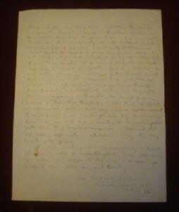 HAND WRITTEN LETTER from SIR WALFORD DAVIES THE PRESIDENT OF MUSIC