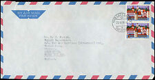 Switzerland 1978 Commercial Airmail Cover to UK #C33120