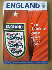 THE OFFICIAL ENGLAND FOOTBALL FANS GUIDE 2006/07 - THE THREE LIONS