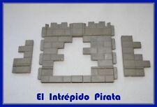PLAYMOBIL - Seccion Asalto Asedio Muro Roto 3666 Castillo Medieval