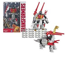 Transformers Age of Extinction Voyager Class Slog NEW! Dinobot Apatosaurus