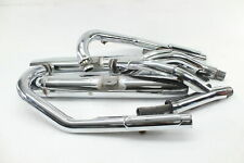 99-13 Yamaha Royal Star Full Exhaust System Headers Pipe Muffler