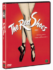 The Red Shoes (1948) Anton Walbrook, Marius Goring DVD *NEW