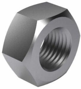 M12 Hex Nut | Steel Zinc Plated | Bosch Rexroth Compatible