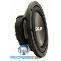 "MEMPHIS CSA10S4 10"" 350W RMS SINGLE 4-OHM SHALLOW CAR SUBWOOFER BASS SPEAKER NEW"
