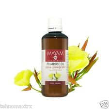 PRIMROSE OIL 50 ML  100% ORGANIC - smoothing wrinkles,  anti-aging, anti-wrinkle