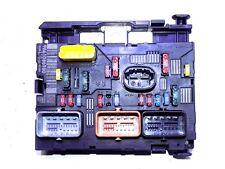 PEUGEOT 207 207 CC BSM l10 9661086980 boiter Fusibles Fuse Box Dry stored