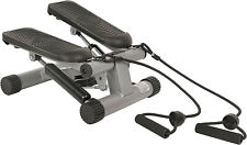 Sunny Health & Fitness Mini Stepper with Resistance Bands Free Shipping!