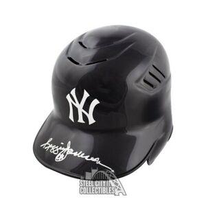 Reggie Jackson Autograph New York Yankees Authentic Baseball Batting Helmet JSA