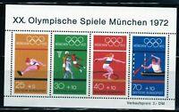 HB Alemania / Germany /  año 1972  yvert nr. 7  nueva  J.O. Munchen