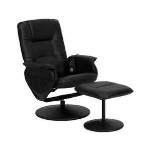 Flash Furniture  Recliners - BT-753P-MASSAGE-BK-GG