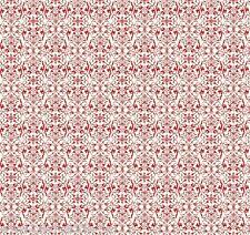 Noel Rouge Patchwork Tissu Noël au mètre patchwork de noël substances substances