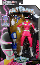 Power Rangers Space ~ PINK RANGER LEGACY ACTION FIGURE ~ MMPR Morphin