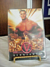 WWE  DVD  RAW VENGEANCE  2004