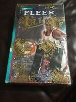 1999 Basketball WNBA Fleer Ultra Full Hobby Box - Factory Sealed Rare 1st Year!