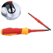 Home Multi Functional Insulated  Electrician Hand Screwdriver Set 8 in 1Tool Y