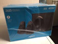 BRAND NEW-Logitech Z623 200W Powerful 2.1 Speaker System Subwoofer THX-Certified
