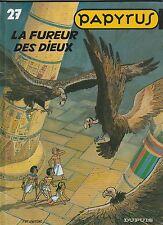 La fureur des dieux Papyrus N°27 2004