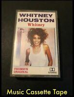Whitney Houston: Whitney - Cassette Tape - Thomsun Original EN-1618