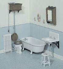 Dollhouse Miniature Bathroom Kit #CB2111