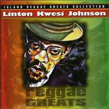 Linton Kwesi Johnson - Reggae Greats [New CD] UK - Import
