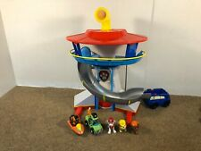 Paw Patrol Lookout Tower Playset with Figures & Vehicles