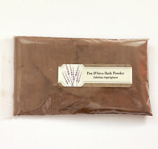 1 oz. Pau D'Arco Bark Powder (Tabebuia Impetiginosa) <28 g / .063 lb>