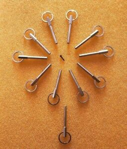 1x Ovalkopfbit Ovalkopfschlüssel Jura Schlüssel  für Ovalkopfschrauben