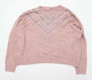 TU Womens Size 24 Pink Jumper (Regular)