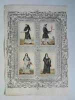 4x Engraving Costume Religious Enhanced