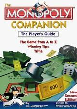 The Monopoly Companion: The Player's Guide : The Game from A to Z, Winning Tips,