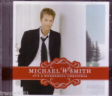MICHAEL W SMITH Its Wonderful Christmas CD Classic Greatest Holiday THE PROMISE