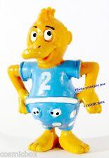 Figurine SCHLEICH dessin animé vintage canard triplé DIE DROLLINGE duck figure