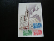 FRANCE - carte 1er jour  10/111984 (conseil de l europe) (cy54) french