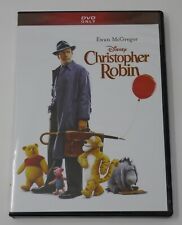 Disney Christopher Robin (DVD, 2018)