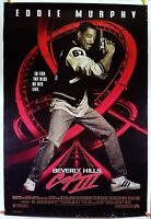 Beverly Hills Cop III 1994 Original Movie Poster 27x40 Rolled, Double-Sided