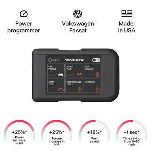 VW Volkswagen Passat chip tuning box power programmer performance tuner