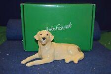John Beswick Golden Retriever Lying JBD54 New Dog Figurine Ornament