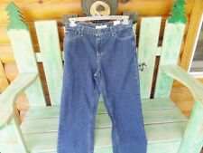 """Womens NWT 10L Tommy Hilfiger Classic Jeans - High Rise - 33"""" Inseam"""