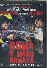 ROMA A MANO ARMATA (1976)  Tomas Milian Maurizio Merli DVD NUOVO