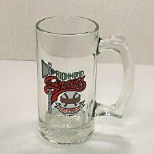 RARE Atlanta Braves Baseball Great American Game Richmond Style MLB 93 Glass Mug