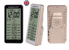More details for digital islamic clock muslim decor gift alarm azan prayer alarm azan clock uk