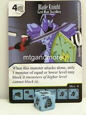 Yu-Gi-Oh Dice Masters - #073 Blade Knight - Last Man Standing - Base Set