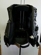 SCUBAPRO Weight Integrated BCD w/Weight Pockets & rear trim pockets Size M SCUBA