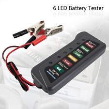 12V Car Battery Load Tester Alternator Battery Tester Analyzer Tool