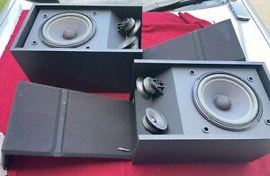 Bose Black 301 Series III Reflecting Speakers