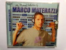 MARCO MATERAZZI  -  MY PERSONAL COLLECTION  -  CD NUOVO E SIGILLATO