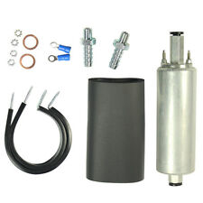 New Universal High Flow & Pressure External Inline 255LPH Fuel Pump GSL392