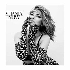 CD*SHANIA TWAIN**NOW***NAGELNEU & OVP!!